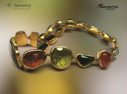 Margoni Poster necklace